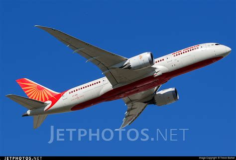 air india ai115 vt anl b787 dreamliner vt anl boeing 787 8 dreamliner air india trevor