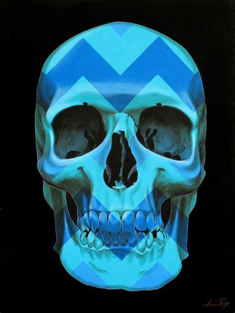 imagenes de calaveras azules 112 mejores im 225 genes de calaveras azules en pinterest