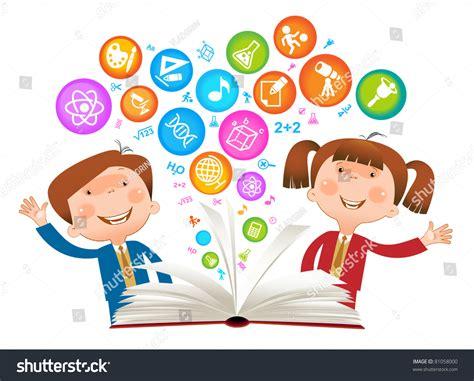libro a child of books book child symbol sciences stock vector 81058000 shutterstock