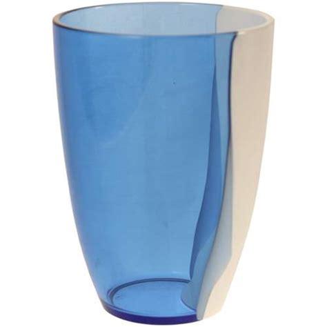 bicchieri bibita bicchiere bibita bicolore celeste guzzini