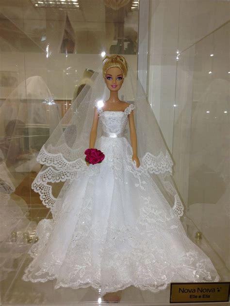 2008 best Wedding dresses for dolls. images on Pinterest