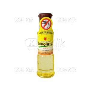Minyak Sereh 60 Ml jual beli minyak sereh sitronela lang 60ml k24klik