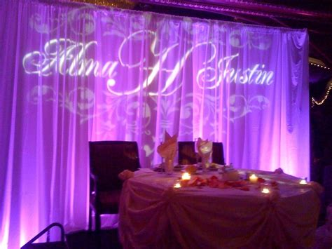 Monogram Lighting by Wedding Up Lighting Wedding Lighting S Page 2