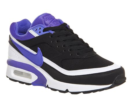 Nike Air Max Bubbleguard Ori nike air max bw black violet white og unisex sports