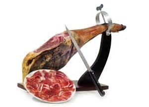 pata negra acorn fed black iberian ham carved 1 pound