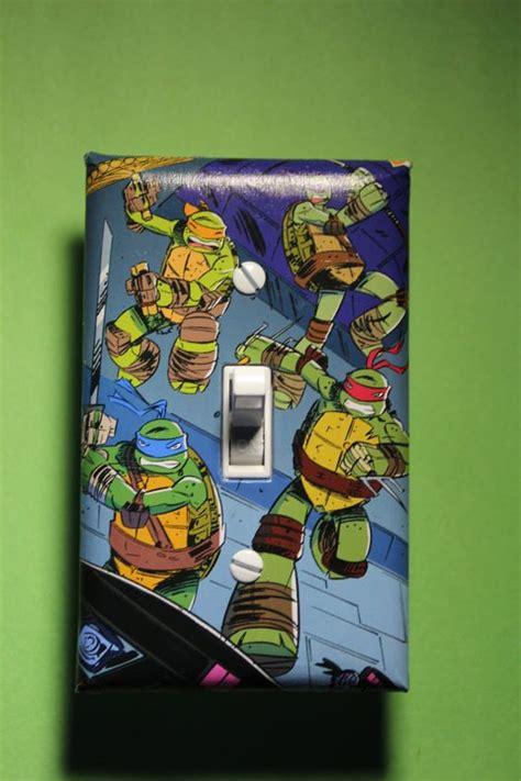 teenage mutant ninja turtles home decor teenage mutant ninja turtles tmnt light switch by
