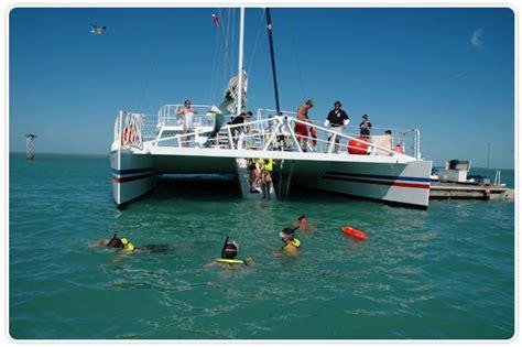 catamaran key west key west florida snorkeling fury
