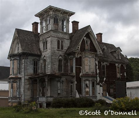 Cost To Build A House In Michigan Coudersport Mansion Abandoned Old Mansion In Coudersport