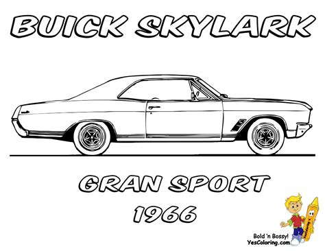 coloring page muscle cars gto muscle car coloring pages coloring pages