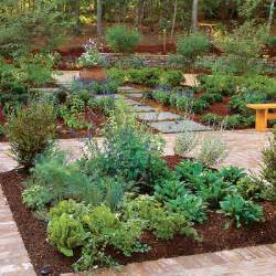 Kitchen Garden Design Ideas by Great Kitchen Herb Garden Ideas For Growing Herbs
