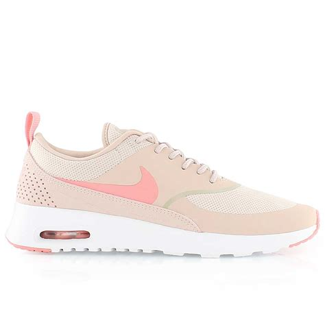 Nike Airmax Pink pink and white nike air max thea traffic school