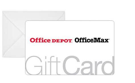 Gift Card Office Depot - office depot boise paper deal 50 office depot gift card giveaway 8 26 emily reviews