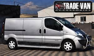 Renault Trafic Side Bars Renault Trafic Side Bars Stainless Steel 76mm Viper