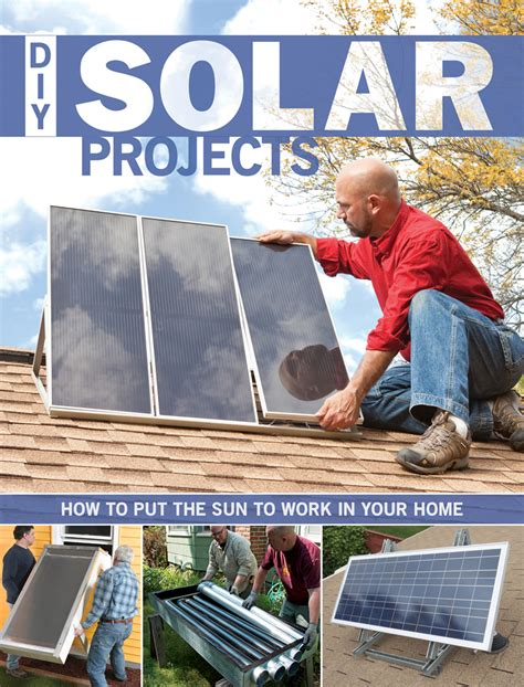 diy solar projects diy solar projects by eric smith