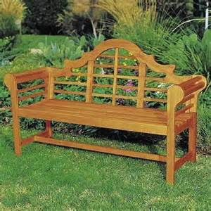 Wooden Bench For Garden Wooden Garden Furniture Bench Modern House Plans Designs