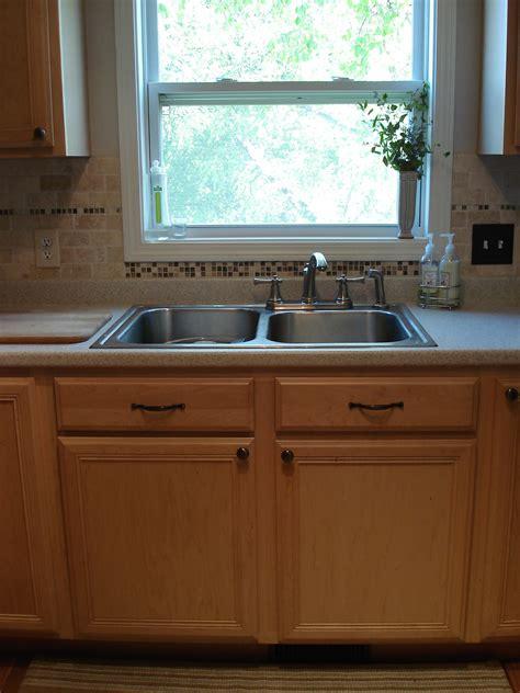 Kitchen Window Backsplash Guest Post Make Drop Cloth