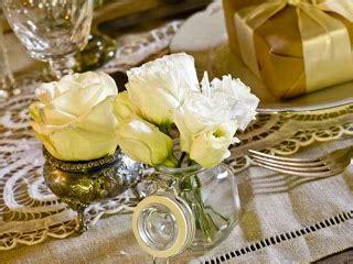 tavola sviluppi di decorazioni per il natale in tavola fantasia romantica