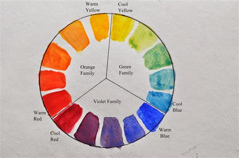 living a creative color and the split primary palette