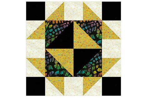 Broken Quilt Pattern by Broken Dishes Quilt Block Pattern