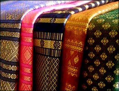 Taplak Meja Kotak Silver songket the of fabrics from indonesia indonesia