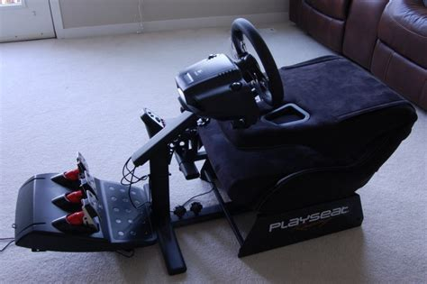 Home Design Simulator playseat evolution driving simulation cockpit review