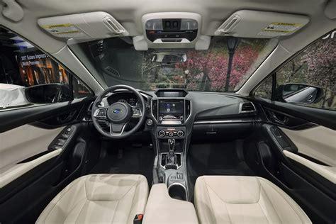 2017 subaru impreza hatchback interior subaru impreza 2017 2018 года цена фото видео комплектации