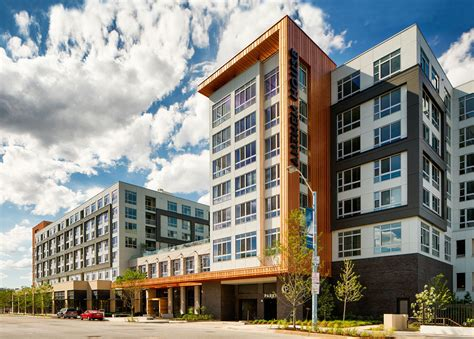 anthem house apartments and retail architecture baltimore md ktgy