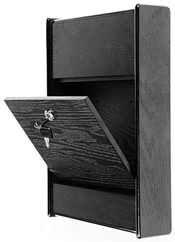 Wall Mount Suggestion Box | Locking Door