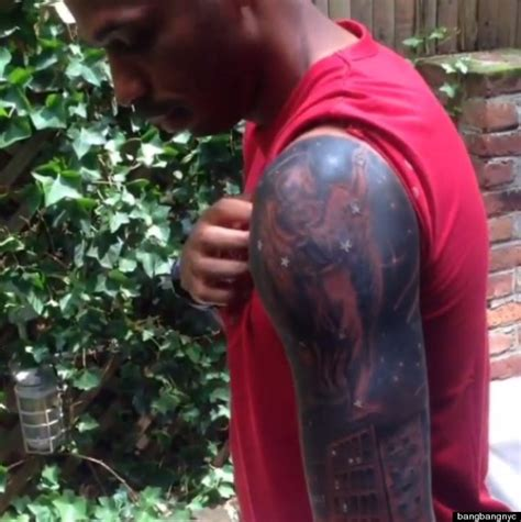 thierry henry tattoo thierry henry s garish of picture vine