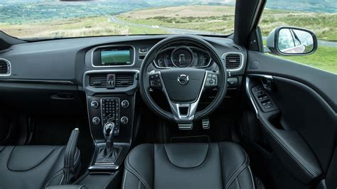 designer interiors 2016 review volvo v40 d3 r design 2016 review by car magazine