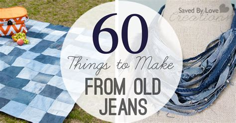 Easter Home Decor 60 ways to upcycle jeans