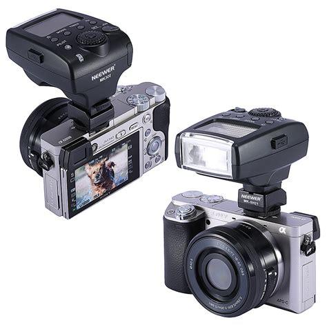 Kamera External Sony neewer blitzger 228 t spedlite f 252 r sony nex3 nex5 nex6 a7 a7r