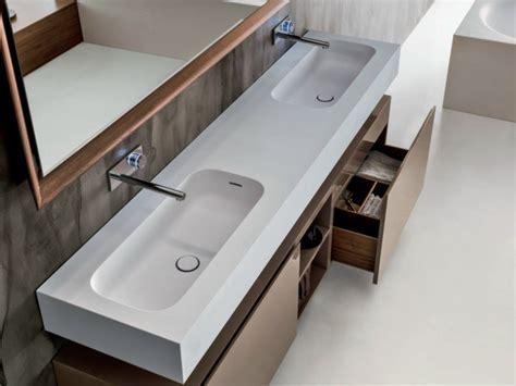Corian Platten Preisliste by H15 Doppel Waschbecken By Falper Design Falper Design