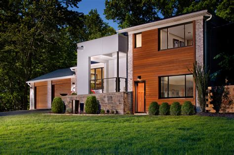 modern split level homes split level exterior renovation contemporary exterior