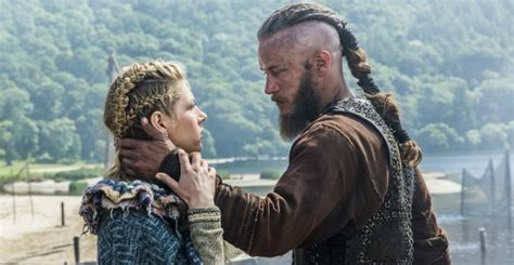 history channel vikings women hairstyles vikings stylist dee corcoran talks lagertha s fierce