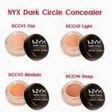 nyx color corrector the make up junkie review nyx circle concealer