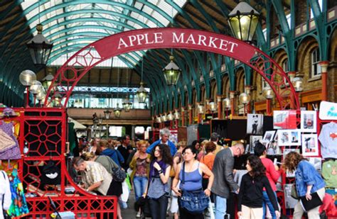 Covent Garden Craft Market - portal blog 5 things to do in covent garden doyle