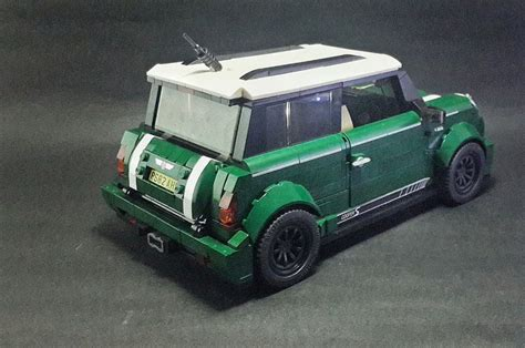 custom lego mini cooper https flic kr p sjhyk4 mod mini cooper jcw lego