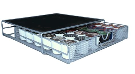 K Cup Coffee Drawer by K Cup Storage Drawer Holder Only 17 98 Shipped Reg 29