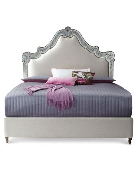 venetian bed frame cynthia rowley for furniture venetian mirrored beds