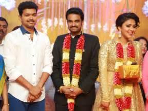 heroine trisha husband photos amala paul vijay s marriage wedding reception photos