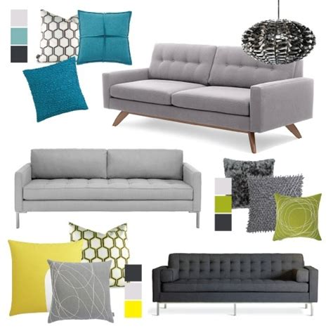 pillows for grey couch 126 best images about living room decor on pinterest