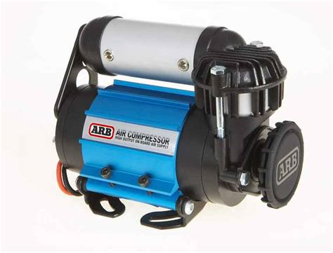 high output on board air compressors from arb road