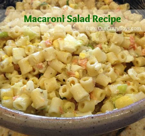 best pasta salad recipes the best macaroni salad hungry for some food pinterest
