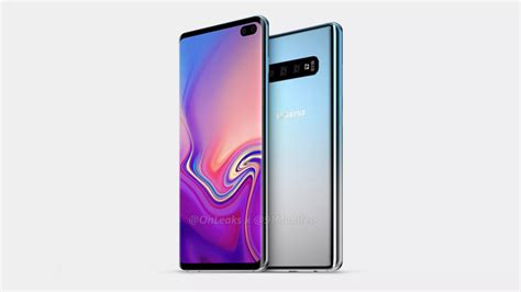 samsung galaxy s10 photos samsung galaxy s10 revealed ahead of launch extremetech