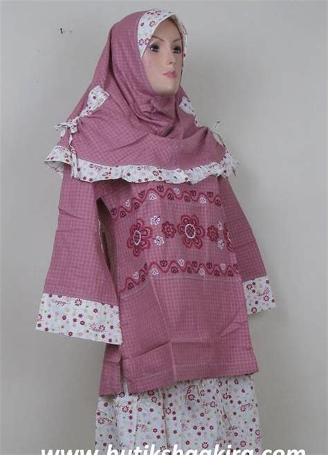 Rok Anak Anak Muslimah rok anak muslim busana muslim anak keke terbaru 2010