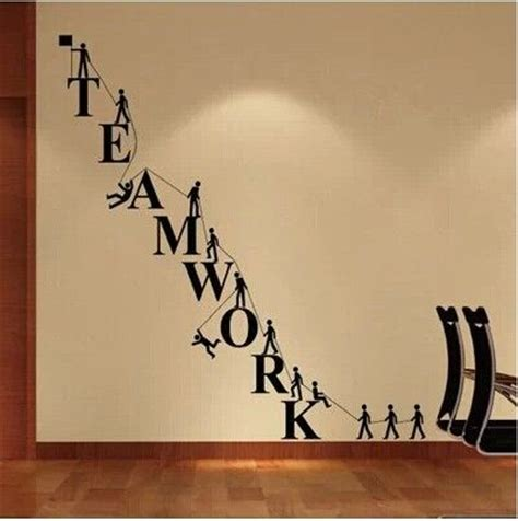 writing stickers for walls 25 best ideas about office wall decals on
