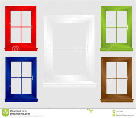 Eps Format öffnen Windows | icons of dyed windows cdr vector royalty free stock photo