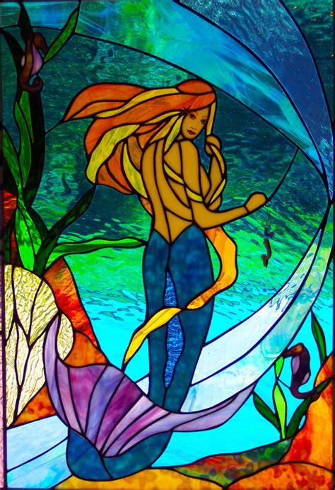 art design on glass blog