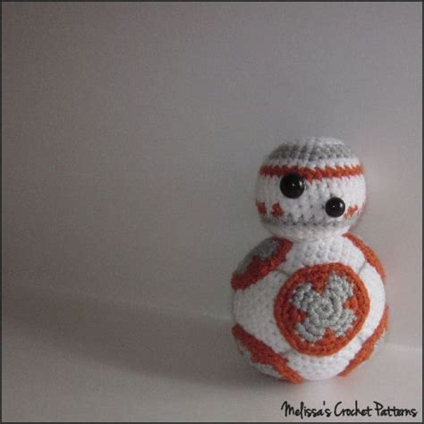 pattern amigurumi bb8 bb 8 from star wars a free crochet pattern on ravelry